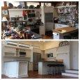 Before & After Kitchen / Dinning Room Remodel